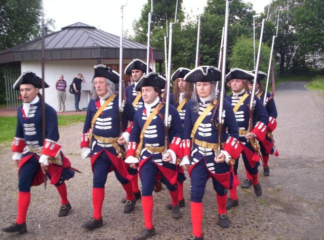 Les armées sous Louis XV, guerre de Sept Ans, reconstitution 100_2111