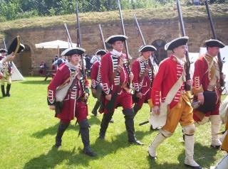 Les armées sous Louis XV, guerre de Sept Ans, reconstitution 100_2112