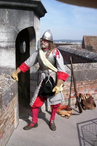 L'armée de Louis XIV, reconstitution. 100_2510
