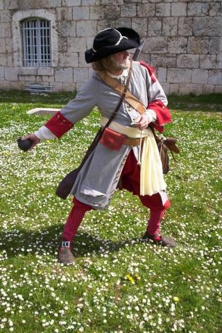 L'armée de Louis XIV, reconstitution. 100_2511