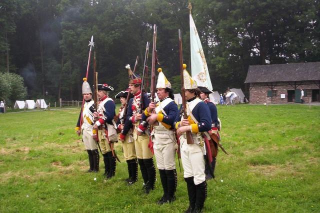 Les armées sous Louis XV, guerre de Sept Ans, reconstitution 100_2513