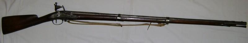 Le fusil d'officier Mle 1754. 175410