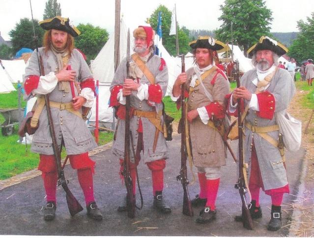 L'armée de Louis XIV, reconstitution. Audena11
