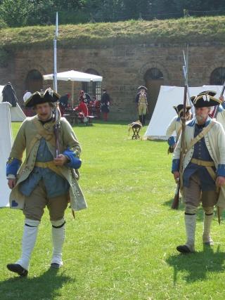 Les armées sous Louis XV, guerre de Sept Ans, reconstitution Dscf0010