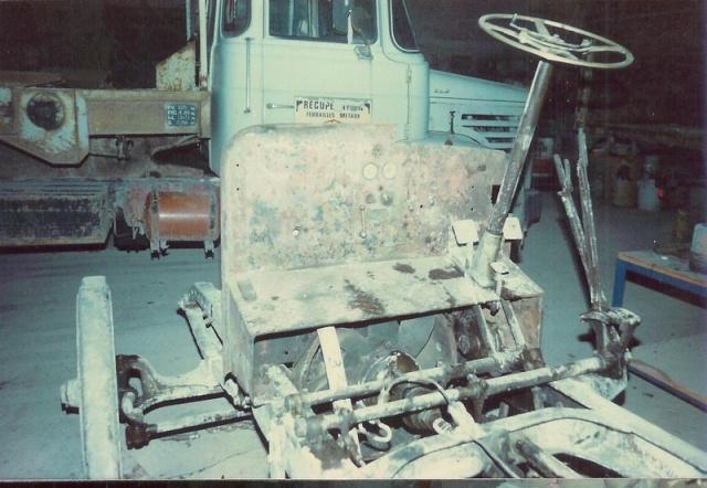 Fiat 18 BL avant restauration. Fiat1911