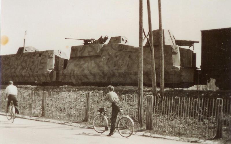 Train blindé BP 32. Panzer11