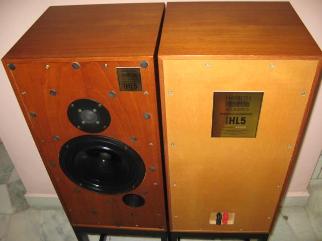 Harbeth Hl5 Speakers Used Sold