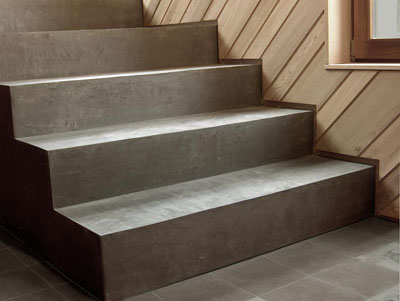 escalier béton ciré Img110