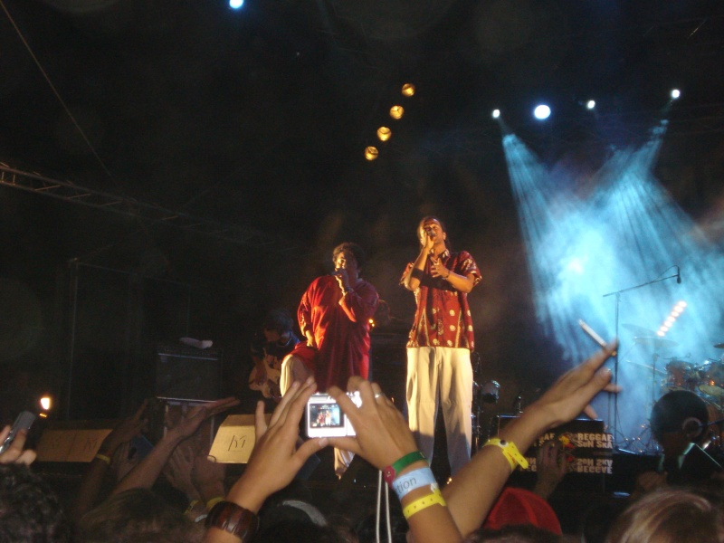Reggae Sun Ska Festival 2008 Dsc03011