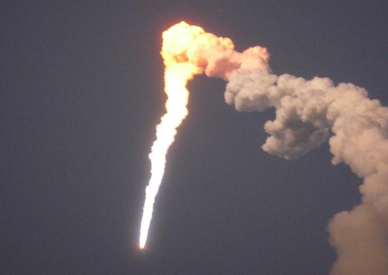 [STS-119] Discovery : suivi du lancement (15/03/2009) - Page 11 P1010113