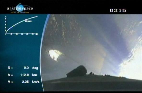 Ariane 5 ECA V191 / Amazonas 2 + COMSATBw-1 (01/10/2009) - Page 3 Ar210