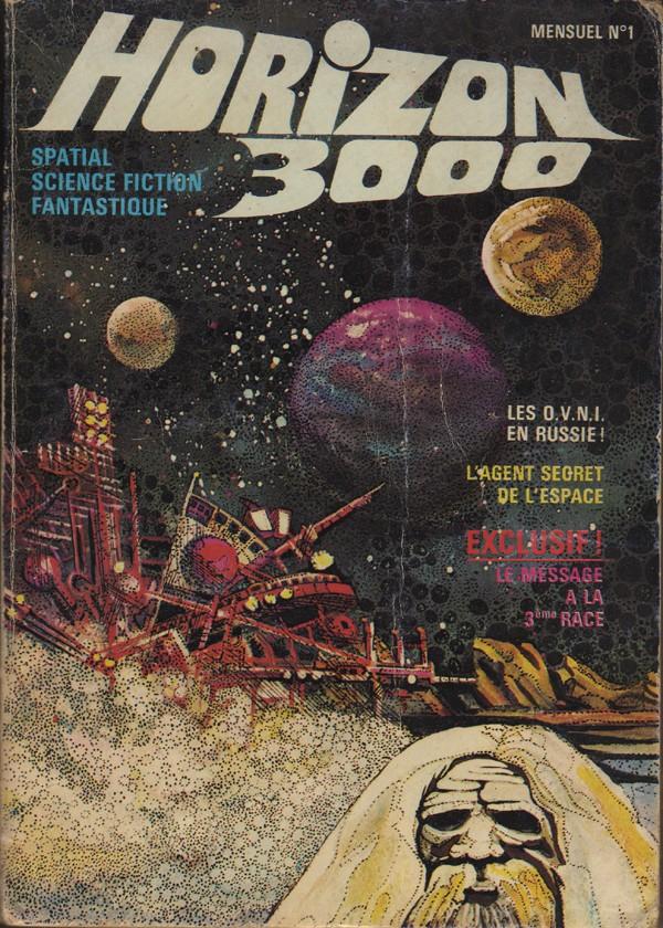 Littérature de science-fiction, passée et actuelle Horizo10