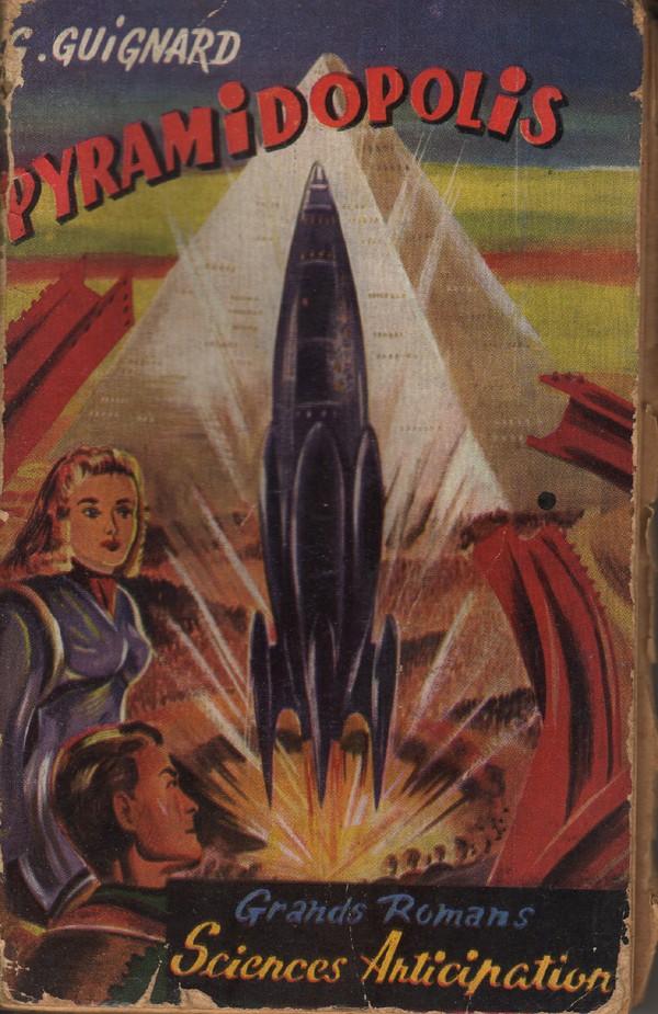 Littérature de science-fiction, passée et actuelle Pyrami10