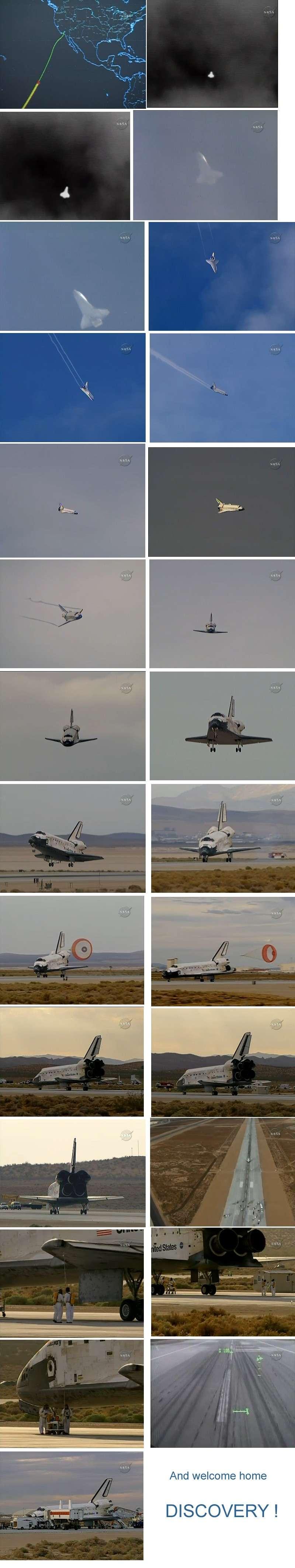 [STS-128] Discovery, retour sur Terre [Edwards] 11/09/2009 - Page 12 Reca10