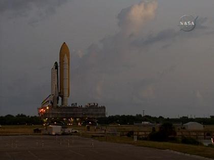 [STS-129] Atlantis : préparatifs (lancement le 16/11/2009) - Page 2 Rollou10
