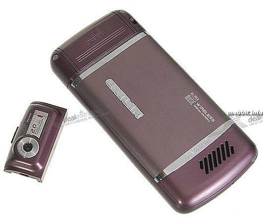 телефон со съемной скрытой камерой Jinpen10