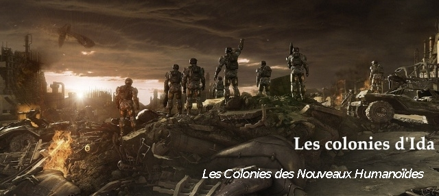 Les Colonies D'Ida [CDI]
