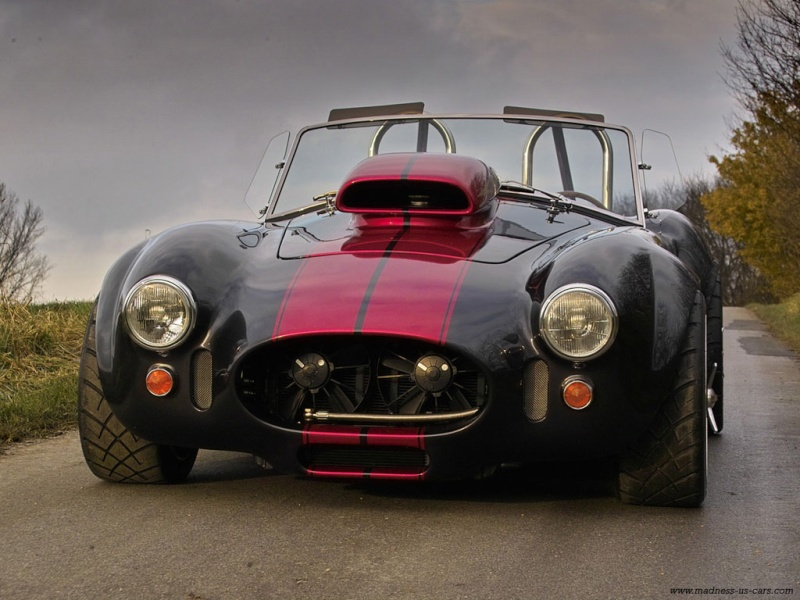 Caroll SHELBY Cobra-11