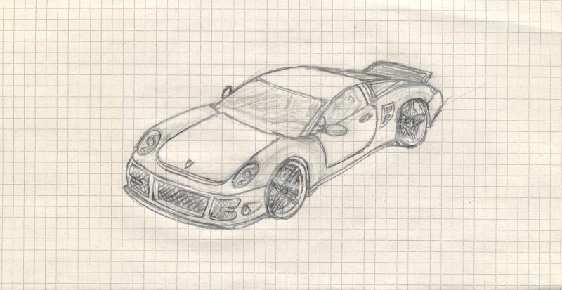 Design auto Croqui10