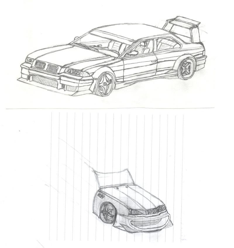 Design auto Croqui12