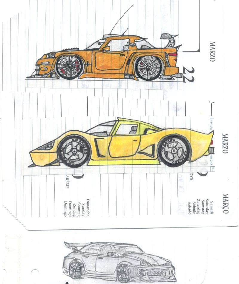 Design auto Croqui13
