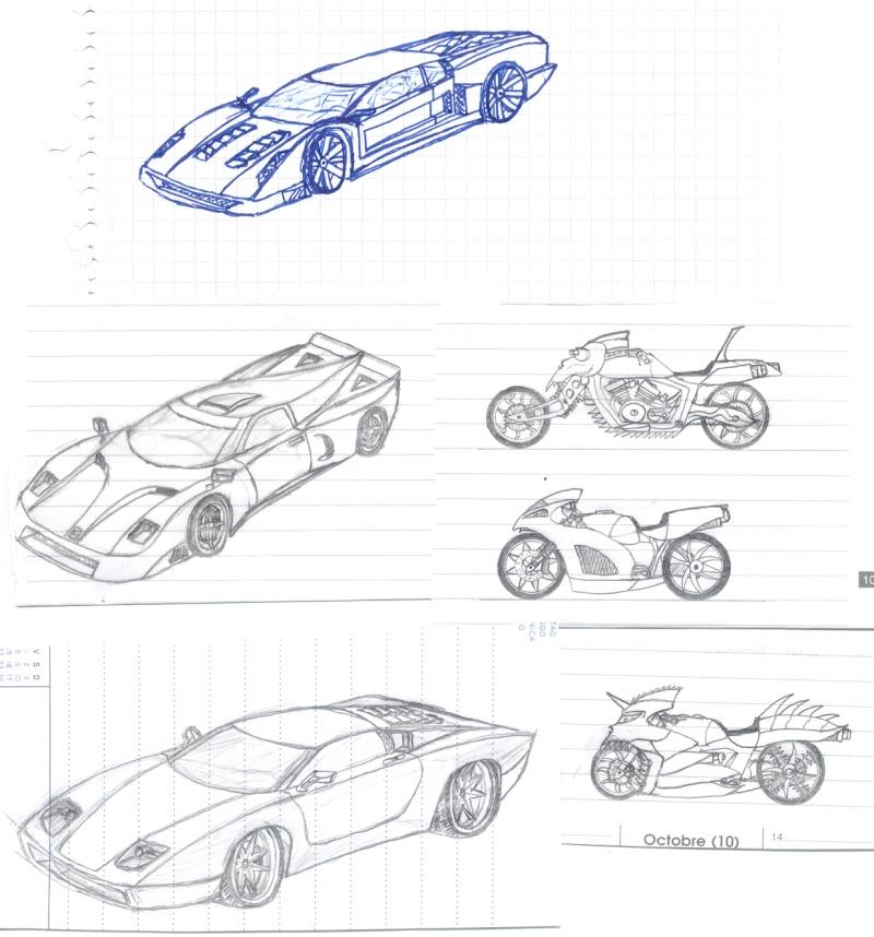 Design auto Croqui14