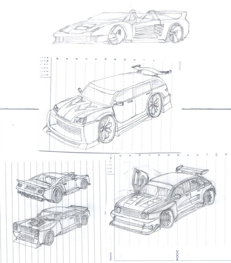 Design auto Croqui15