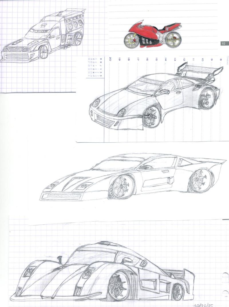 Design auto Croqui16
