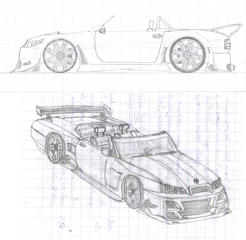 Design auto Croqui17