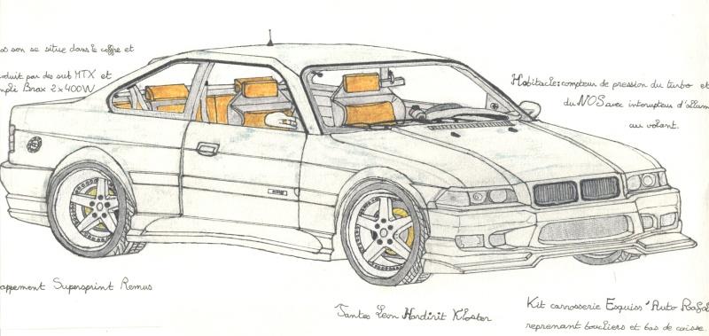Design auto Croqui18