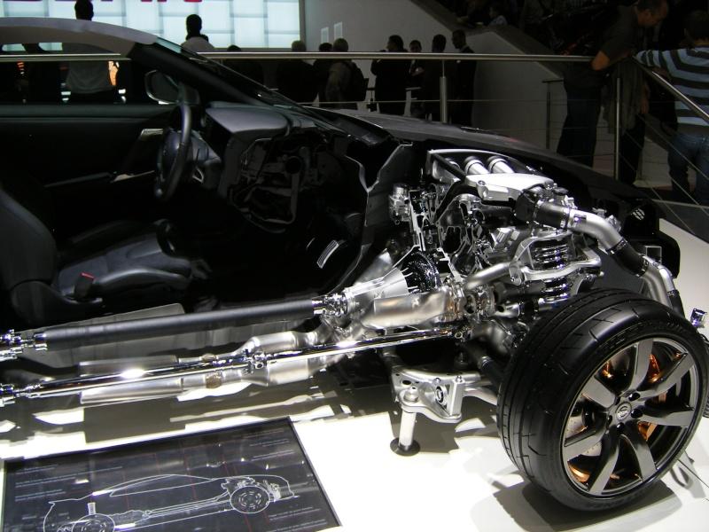 Skyline GTR R35 Dscf0111