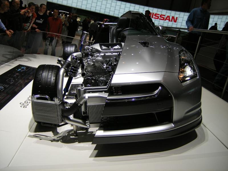 Skyline GTR R35 Dscf0112