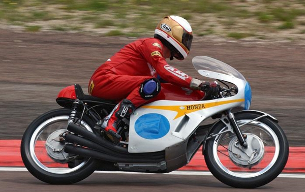 Pour les motards: Deux concepts Honda-11