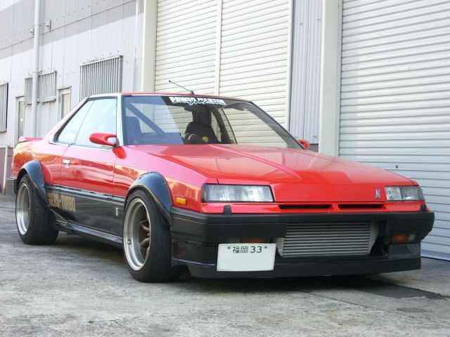 Skyline GT R R30sky10