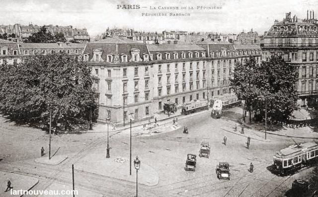 [Les états-major des ports et régions] MARINE PARIS - Page 2 Casern10