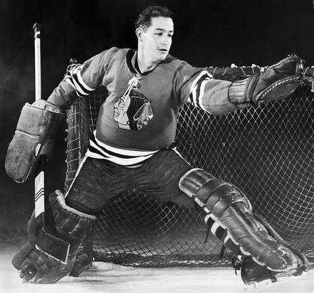 """Hockey Today a """"Goon Game"""", says Hall of Fame Goalie Glenn Hall Glenn_10"""