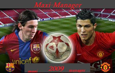 maxi-manager 2009