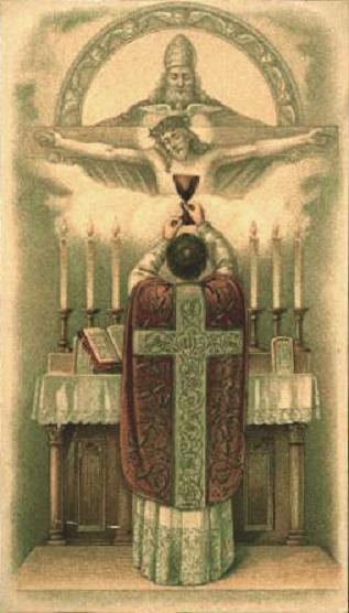 Images sur la Sainte Eucharistie Messe-10