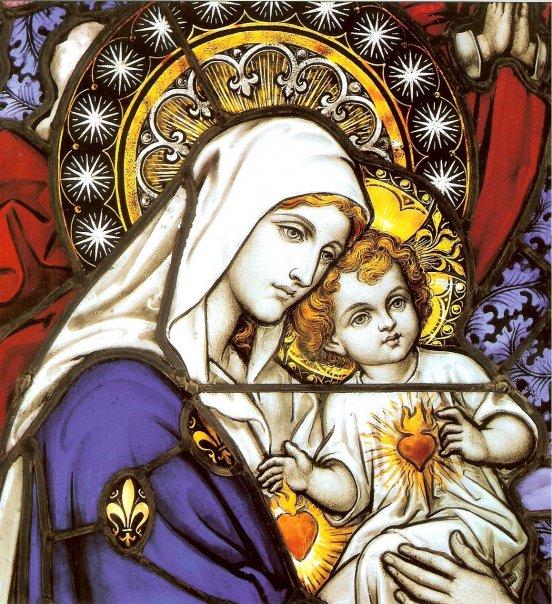 Images de la Sainte Vierge N1357810