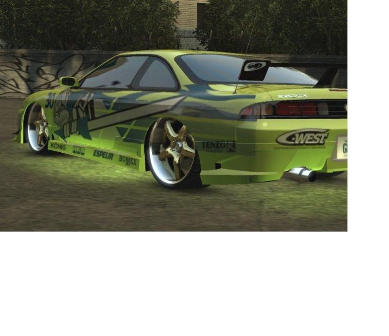 Suislide Cars 240sx110