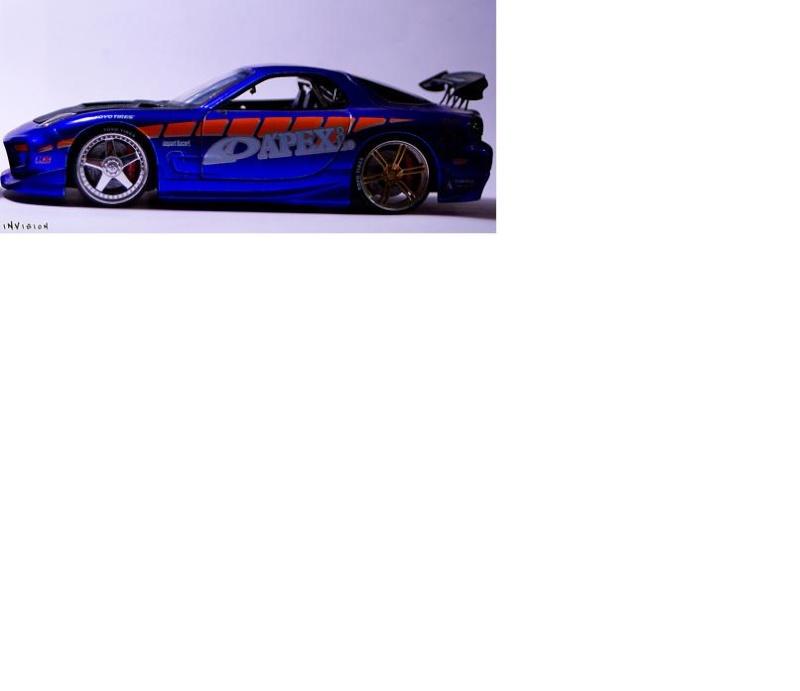 Vinyl For Drifting Cars On Midnight Club LA -VOTE! Rx7310