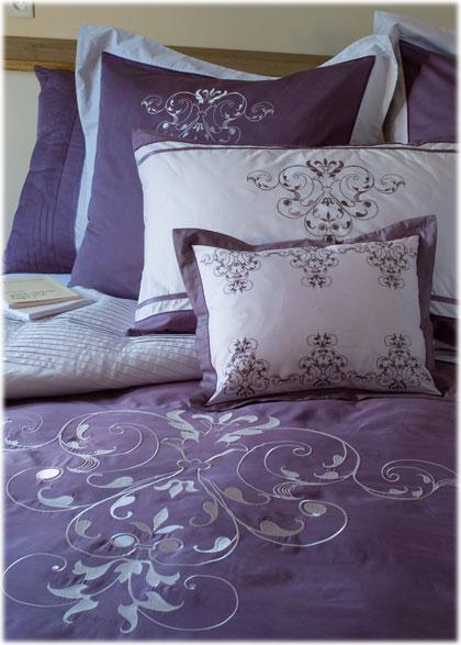 cherche parure de lit tendance. Black Bedroom Furniture Sets. Home Design Ideas