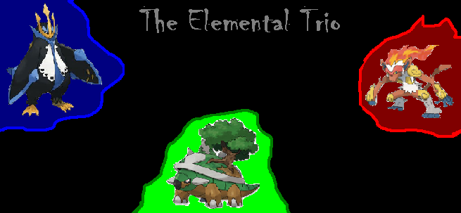 The Elemantal Trio
