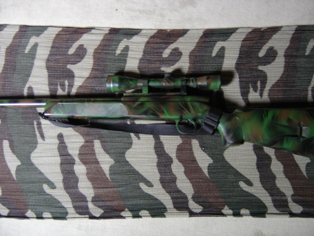 Replique Black Eagle m6 Sniper Spring Black_10