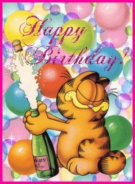 """Joyeux anniversaire """"Kristina"""" ! 86745010"""