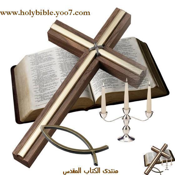 شات ومنتدى الكتاب المقدس