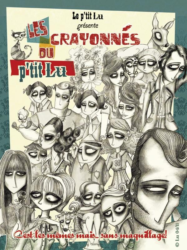 Le p'ti Lu ... Crayon10