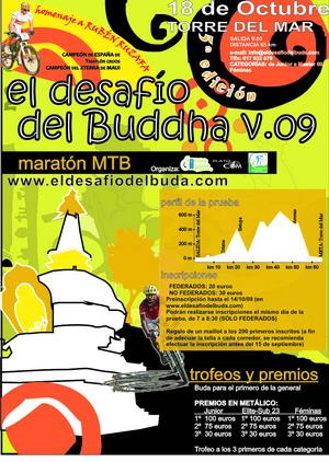 V MARATÓN MTB El Desafío del Buddha, Torre del Mar 29738410