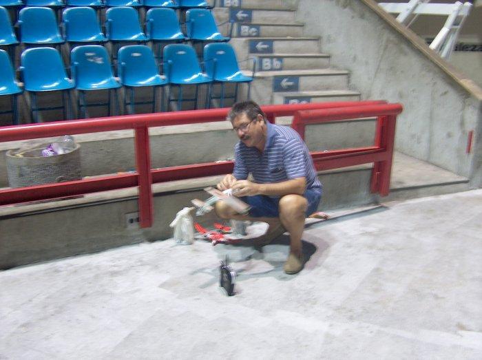 Ginasio paulo sarasate 28/10/2009 por Rubens Martins 1011