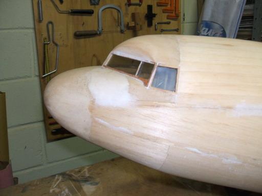DOUGLAS DC3 1103e511